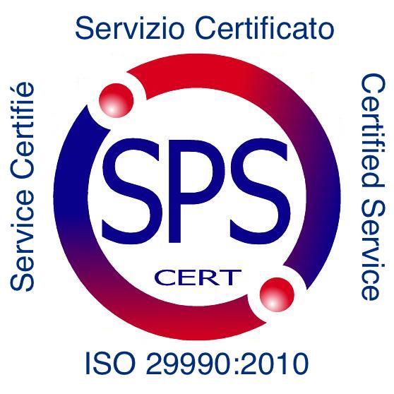 agenzia certificata